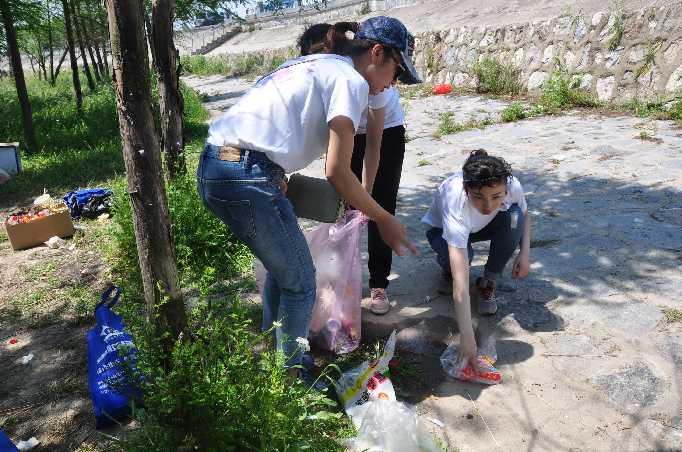 爱护环境义务劳动