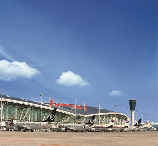 濟南國際機場中央空調工程