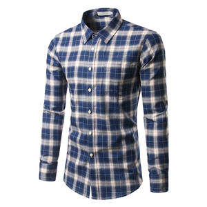 High Quality Custom Long Sleeve Men's Shirts