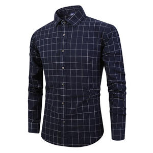 Long Sleeve Men's Shirts Casual Shirts Men