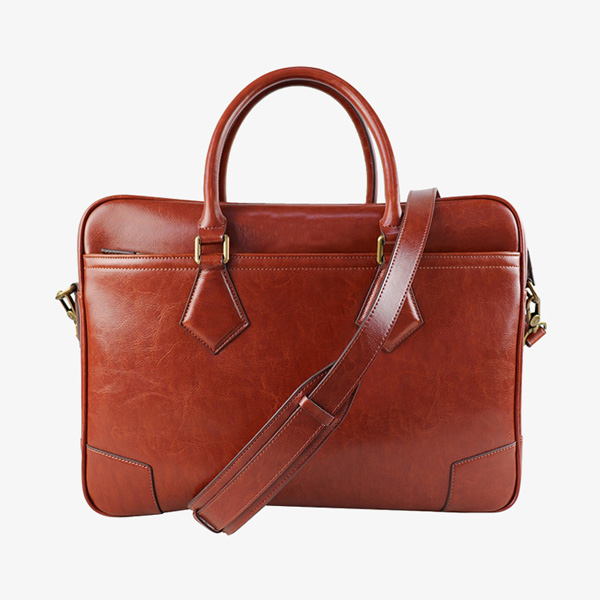 Fashion men's leather bag