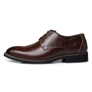 Business Formal Shoes Men Leather Shoes