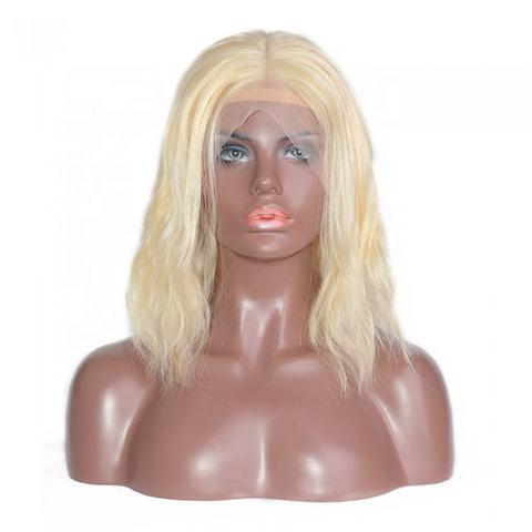 Brazilian Virgin Hair Lace Front Wig