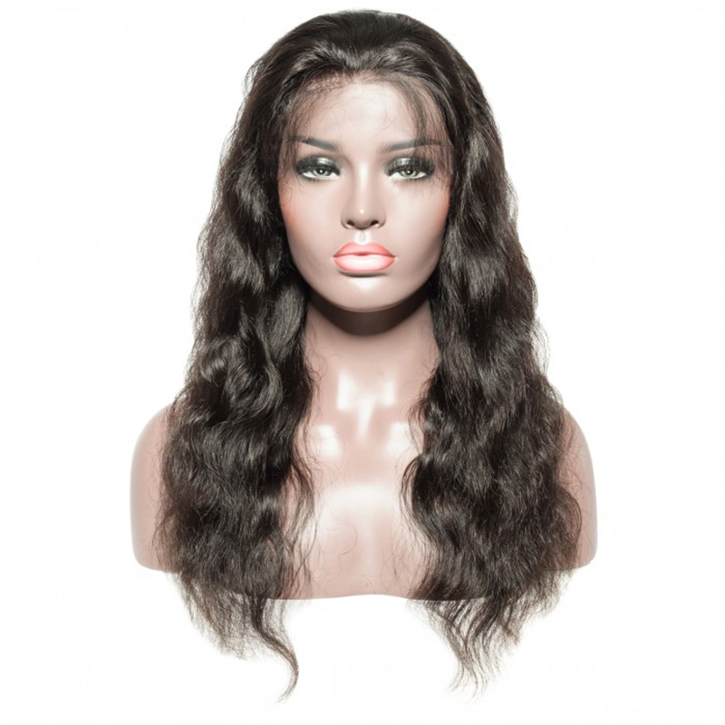 Lace Wig For Black Women Pre Plucked Hairline