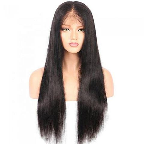 Lace Front Wigs With Pre Plucked Hairline