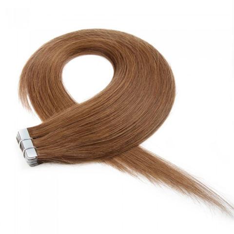 100% Human Hair tape in hai Tape In Hair Extension