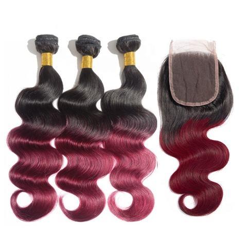 Hair Bundles hair extensions 100% Human Hair