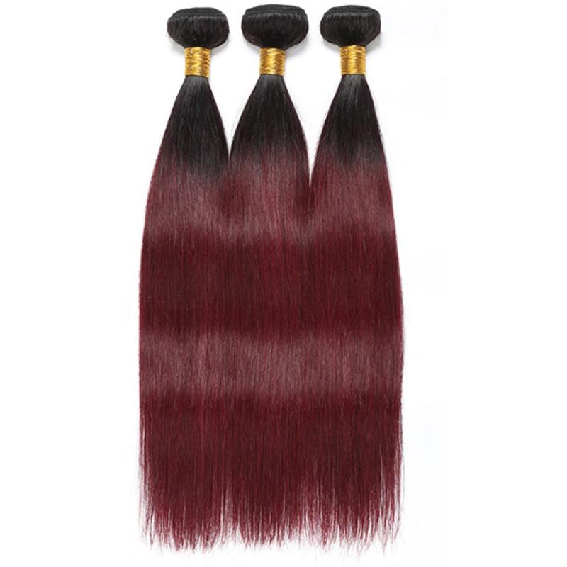 100% Virgin Colored Hair Extension Human Hair Blond Hair Bundle
