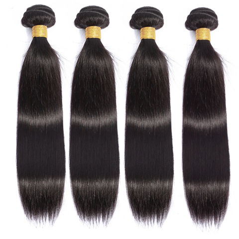 Wholesale Soft Shiny Smooth Cuticle Virgin Raw Body Hair Bundles