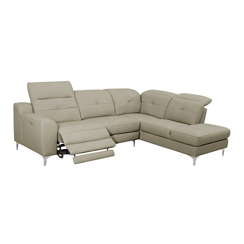 L Shape Sectional Couch Sofa Furniture Living Room Recliner Sofa Set
