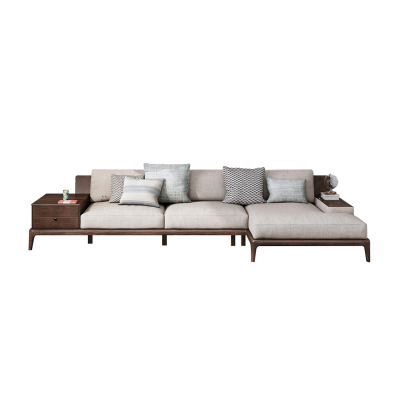 Wholesale new arrival fashion european style modern sectional furniture sofa set