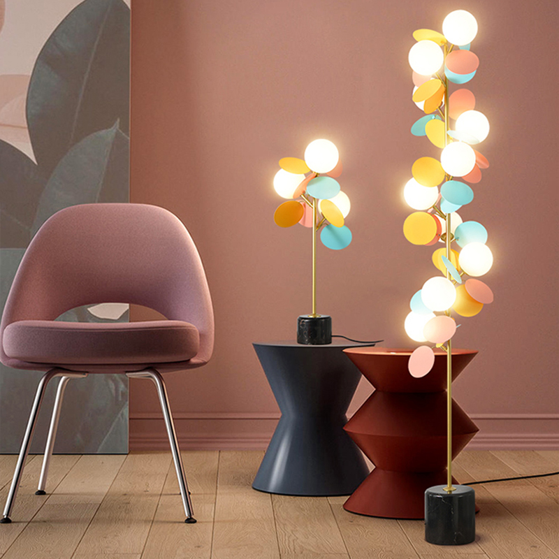 Modern Led floor lamp standing floor lamps for living room