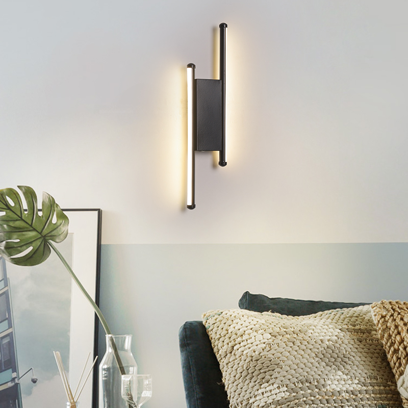 Modern bedroom corridor living room wall lamp