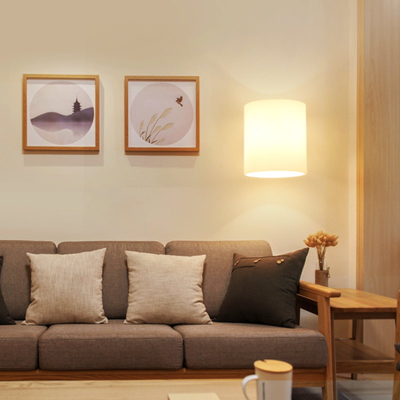 Mounted Indoor Wall Lamp for Home Bedroom