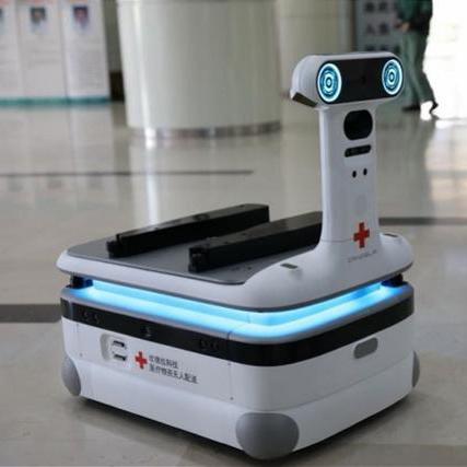 广大防疫大显身手的各种智能医用机器人
