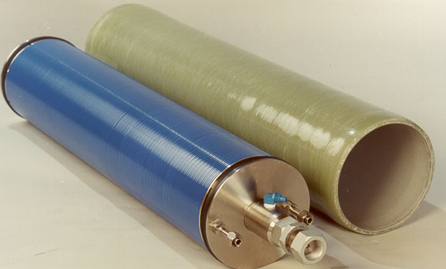 Disk-Tube High Pressure Membrane