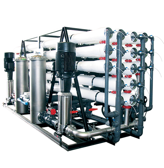 Industrial Reverse Osmosis Water System Perform...