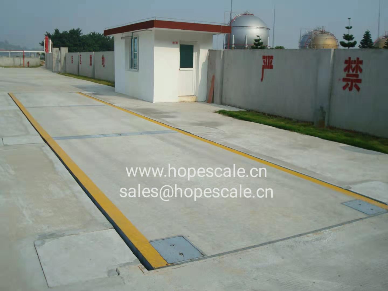 Concrete Truck Scale