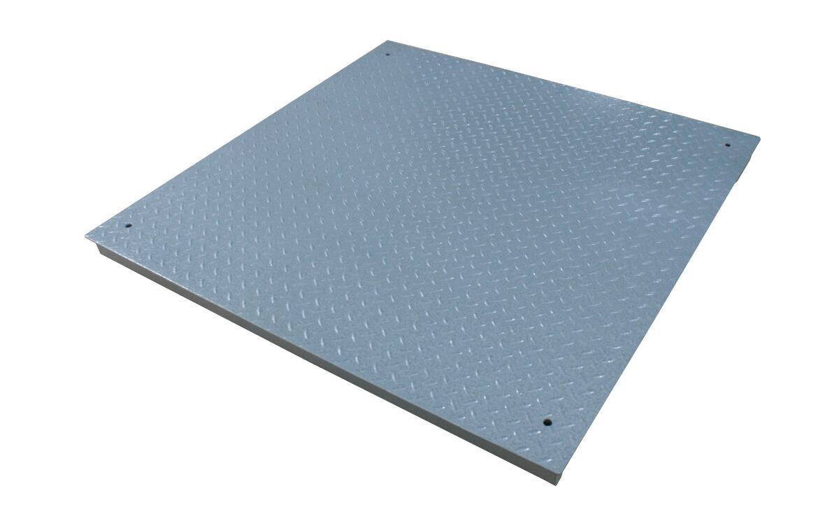 Mild Steel Floor Scale