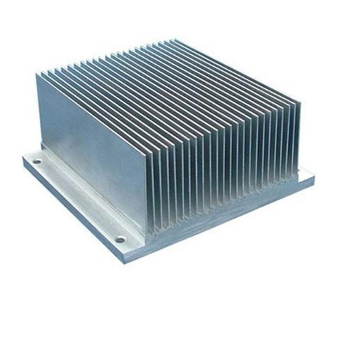 插片散热器6