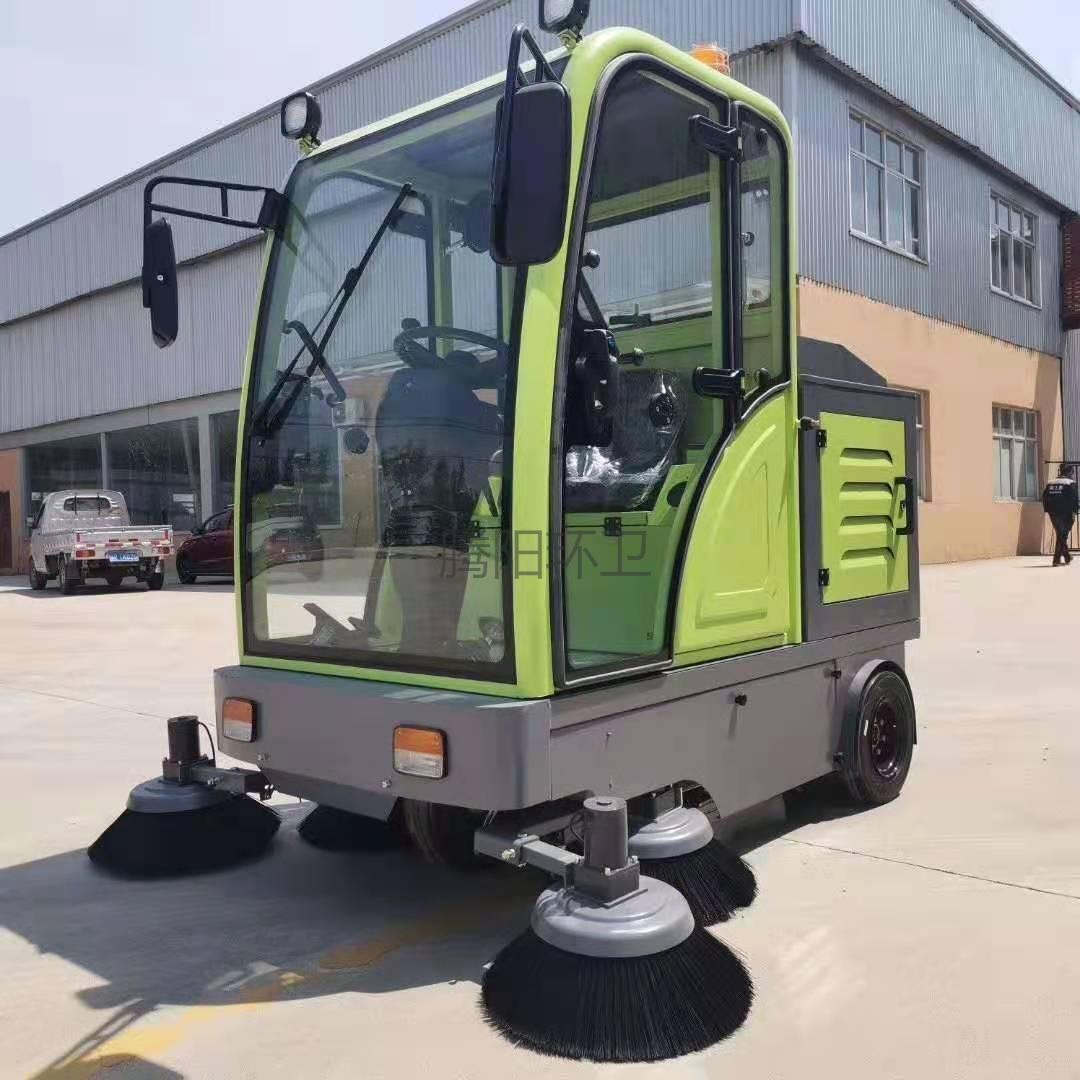 扫地车特性