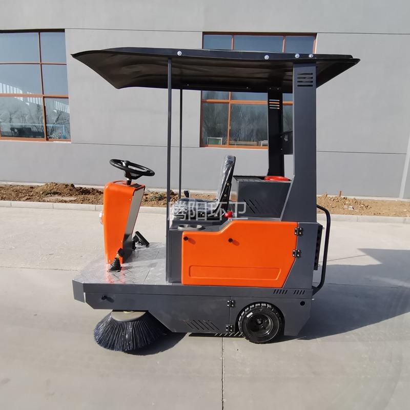 驾驶式扫地车小区物业工厂车间工业市政环卫学校清扫车