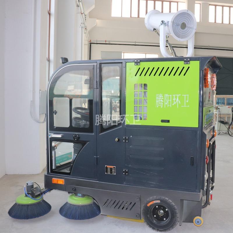 工业扫地车性能特点