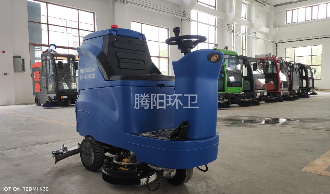 腾阳驾驶式洗地机未来发展的趋势
