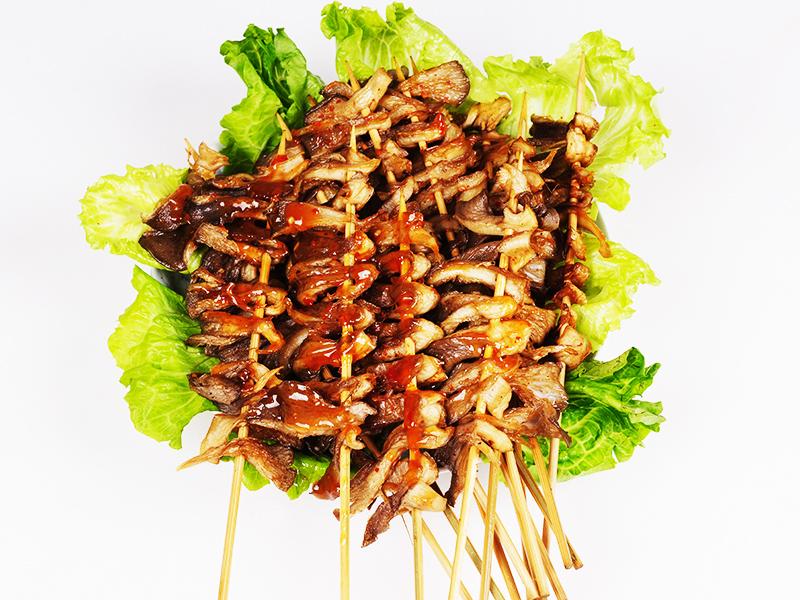 酱香菌菇串