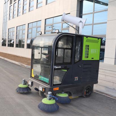 腾阳 TY-1900 型驾驶式扫地车