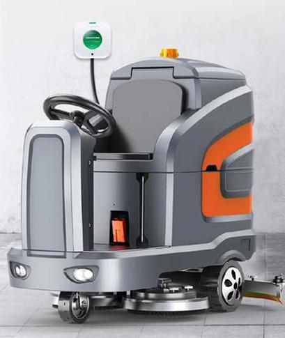 腾阳TYXD-02电动驾驶式洗地机