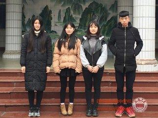 仪陇中学第15届楠木林文学社干部
