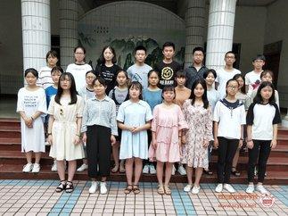 仪陇中学高2017级团支书