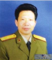 许尔杰  江苏省军区副司令员,少将