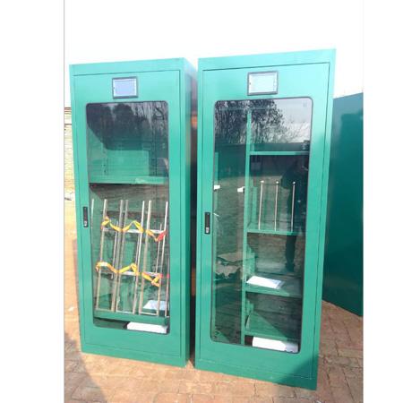定做电力安全工器具柜除-湿防潮工具柜 冷轧钢板柜子铁皮柜带抽屉