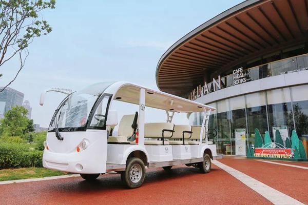 珠贵林安公司购置代步巡游车