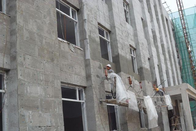 外墙水泥发泡板的密度和执...
