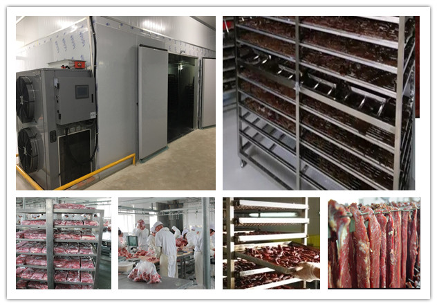 肉类烘干机(项目案例)