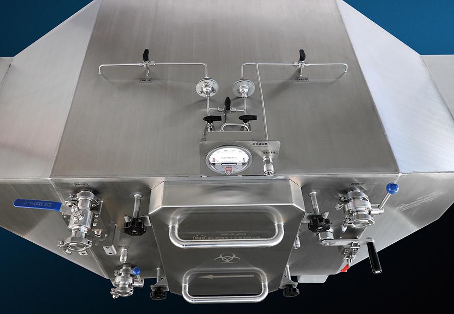 单元式排风高效过滤装置(BIBO)