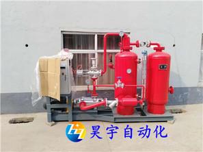 蒸汽冷凝水回收装置在三大行业的应用