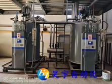 蒸汽发生器在木材成型行业使用