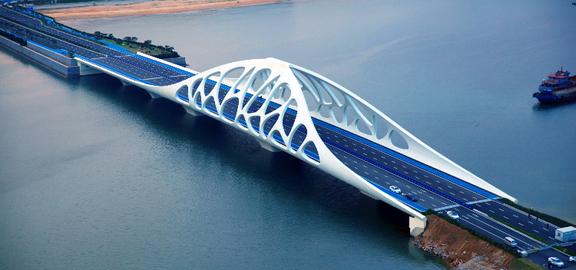 连岛路一号桥