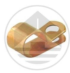 青铜单孔线夹