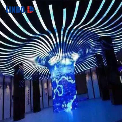 树形LED显示屏