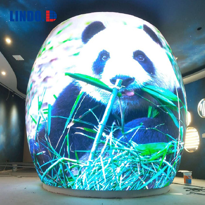 创意造型LED显示屏一