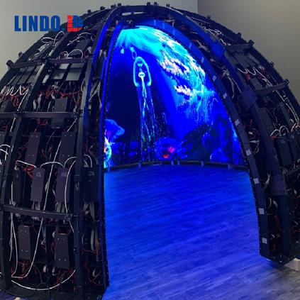 创意造型LED显示屏二