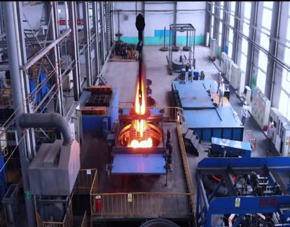 喷水冷却(淬火烈度H=2.0~2.5);喷水雾冷却(淬火烈度H=0.3~0.9);组合式冷却 通过上位机控制,准确切换,实时完成组合淬火,满足不同阶段的淬火烈度要求。