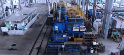 有效区尺寸:1500Lx900Wx900H;最大装炉量:1800kg;最高温度:1200℃。
