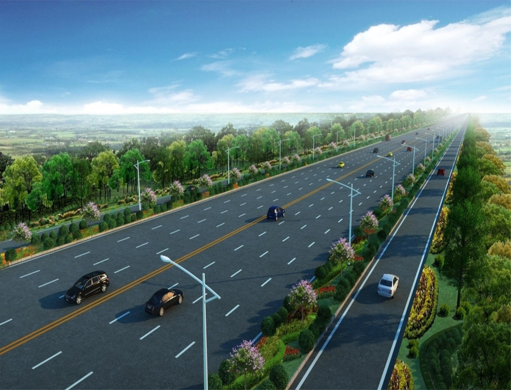 廣西梧州路網改造
