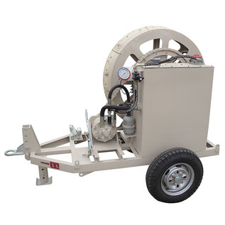 SA-YZM7.5 Winch Type Hydraulic Brake Tensioner